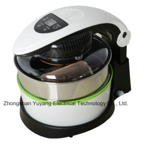 360 Degree Automatic Rotation New Halogen Oven (YY-66A)