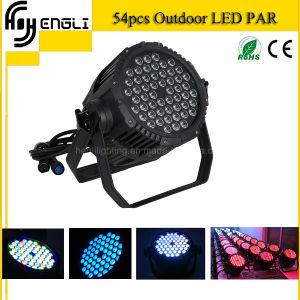 54PCS LED PAR Stage Lighting (HL-034)