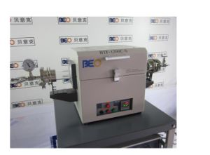 1200c Small Split Tube Furnace Popular in European Market
