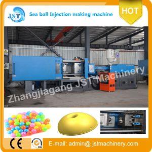 Horizontal Plastic Pail Injection Molding Machine pictures & photos