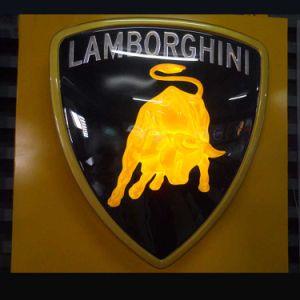 3D Logo Sign Acrylic LED Auto Emblem pictures & photos