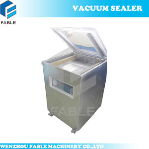 Stand Type Single Chamber L Vacuum Sealing Machine for Coffee Bean pictures & photos