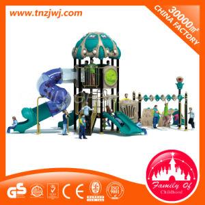 New Children Climbing Outdoor Playground Equipment Set pictures & photos