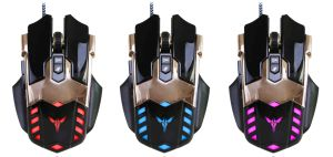 Computer Gaming Mouse of 800/1200/1600 Dpi pictures & photos