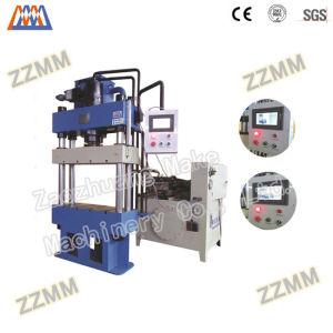 PLC CNC Four Column Sliding Hydraulic Press (HP-500F1) pictures & photos