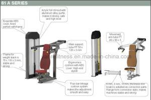 Exercise Machine Prone Leg Curl with Unique Design pictures & photos