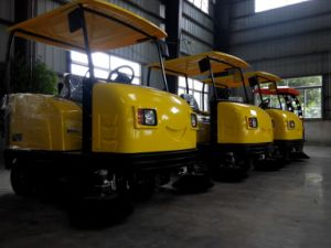 Road Sweeper, Electric Sweeper/Cleaner with Certificates pictures & photos