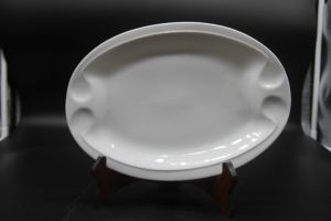 """Ceramic Dishes for Hotel Restaurant 12 """"Love Month Plate pictures & photos"""