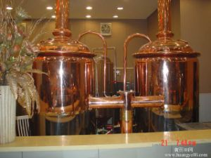 Stainless Steel Tank Used Home Brewery Equipment for Sale pictures & photos