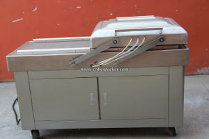 Automatic High Quality Vacuum Machine for Packing Seafood pictures & photos