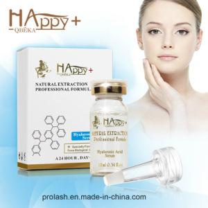 Hyaluronic Essence Happy+ Effective Skin Moisturizing Hyaluronic Acid Bio Serum Safe Herbal Effective pictures & photos