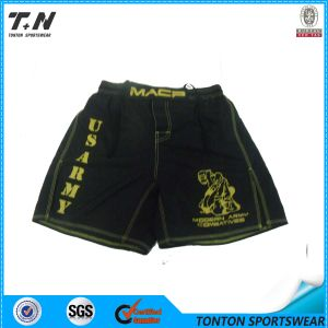 MMA Fight Shorts with Left Side Pocket pictures & photos