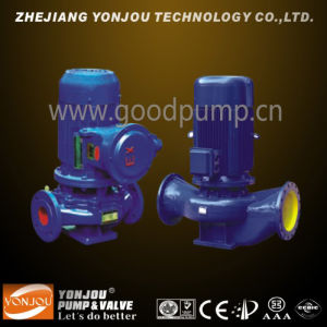 Vertical Canned Pipeline Pump pictures & photos