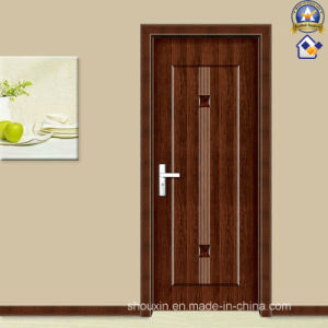 China Wholesale New Design Sapele Steel Door (sx-24-1070) pictures & photos