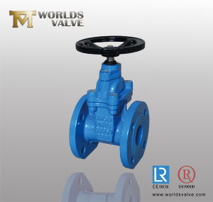 Ductile Iron Gate Valve with CE Approved pictures & photos