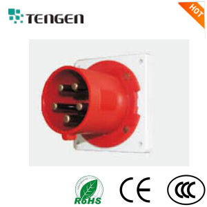 Industrial Plug&Socket Industrial Connector IP 67 3pin 4pin 5pin 16A 32A 63A 125A 250A pictures & photos