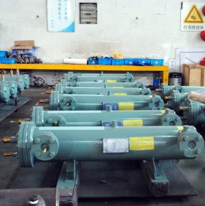 100kw ISO9001 Certification Customized Shell and Tube Dry-Type Evaporator