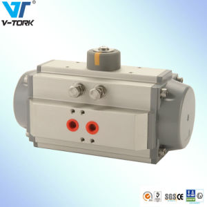 Vtork Pneumatic Actuator with Super Quality pictures & photos