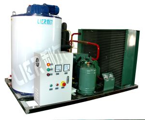 Seawater Flake Ice Machine for Tanzania, Kenya, Angola, South Africa pictures & photos