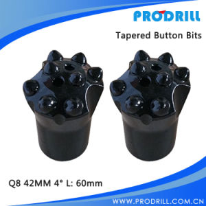 42mm 40mm 38mm 36mm 34mm Tapered Coller Drill Bits pictures & photos