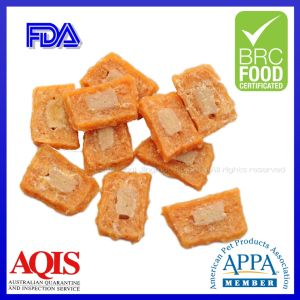Private Label Chicken Fish Snacks for Dogs pictures & photos