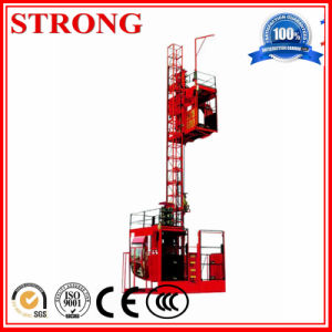 Sc100/Sc200 Passenger Hoist Construction Lifter Spare Parts pictures & photos