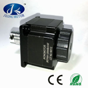 Step Motor with Hand Wheel, Coupling for Small CNC pictures & photos