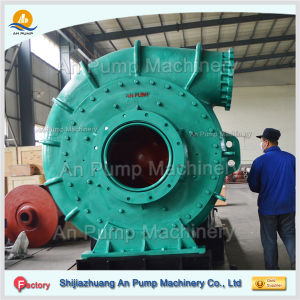 High Chrome Alloy River Sand Dredging Pump for River Sand Mining pictures & photos