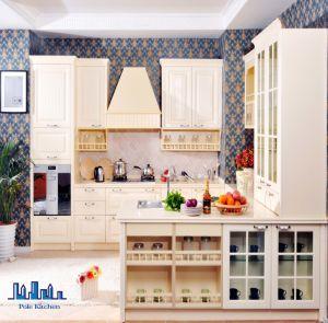 2016 New Wood MDF Kitchen Cabinet