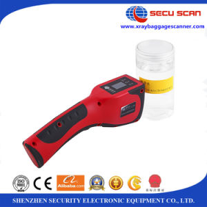 Hand Held Liquid Scanner AT1500 Dangerous Liquid Scanner for station security check pictures & photos