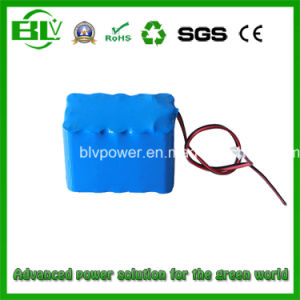 Lithium Ion Battery Pack 18650 7.5ah for Medical Equipment pictures & photos