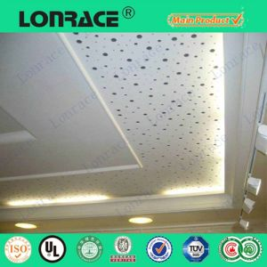 High Quality Gypsum Board Ceiling Tiles pictures & photos