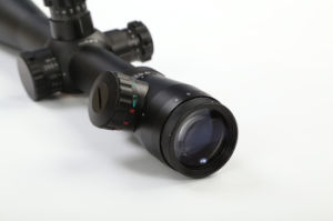 Hot 3.5-10X50e Illuminated Mil-DOT Reticle Rifle Scope pictures & photos