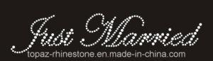 Wholesale Rhinestones Motif Hot Fix for T-Shirt (TM64) pictures & photos