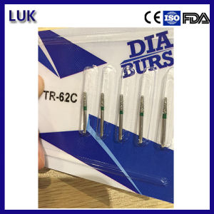 Manufacturer Top Quality Diamond Dental Burs (Most durable and high Cutting Efficiency) pictures & photos