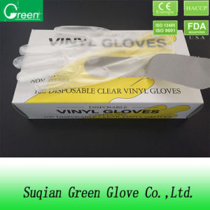 Food Packaging Medical Vinyl Gloves Vinyl Gloves pictures & photos