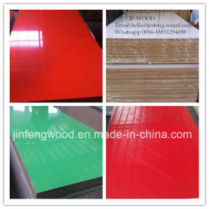 UV Board/High Gloss UV Faced MDF Board for Kitchen Cabinet pictures & photos