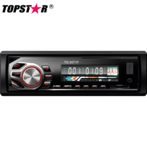 Fixed Panel Car SD Player Car MP3 Player with Pre-AMP Output pictures & photos