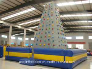 Exciting Inflatable Rock Climbing Mountain (AQ1907) pictures & photos