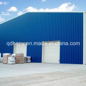 High Quality Prefab Steel Structure Warehouse Construction pictures & photos