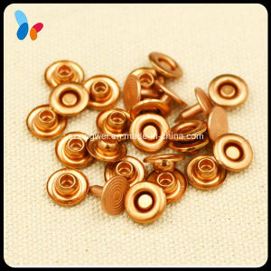 High Quality Plating Red Copper Color Metal Rivet pictures & photos