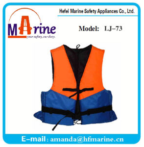 Cheap Price Foam Life Jacket Lifesaving Vest for Water Safety pictures & photos