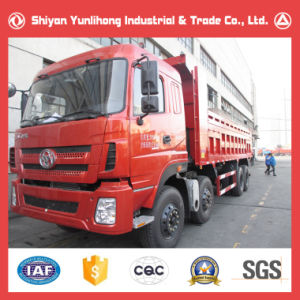 China 8X4 Heavy Tipper Trucks for Sale pictures & photos