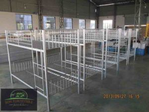 Children Standard Single and Full Double Bunk Bed pictures & photos
