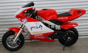 Duarable Pocket Bike Tire for Moni Moto pictures & photos
