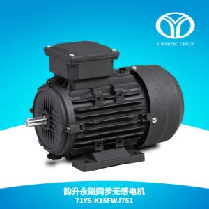 AC Permanent Magnet Synchronous Motor (1.1kw 1500rpm) pictures & photos