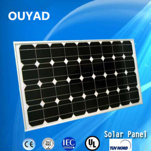 50W High Efficiency Solar Panel for Solar Light pictures & photos