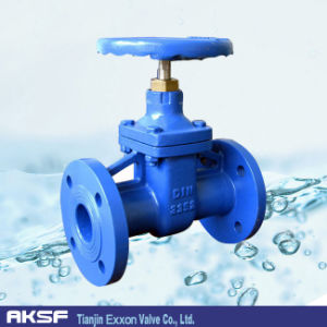 DIN Cast Iron/Ductile Gate Valve