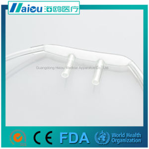 Disposable Medical Sterile Nasal Oxygen Cannula for Adult pictures & photos
