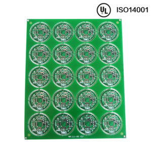 Long Multilayer PCB&Blue Soldermask Board Printing pictures & photos